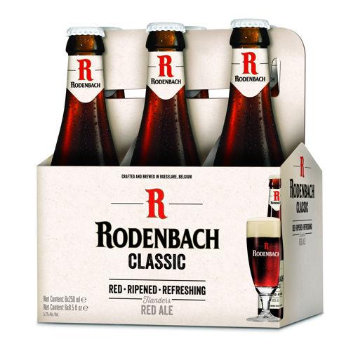Afbeeldingen van RODENBACH 6X25CL